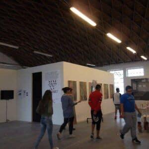 Galerie Pozorka na školním výletě