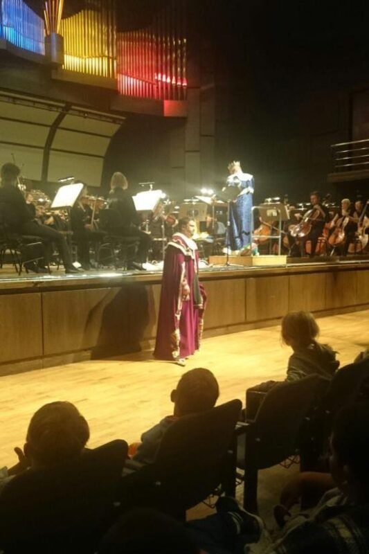 Koncert Filharmonie
