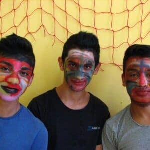 Galerie Malování na obličej