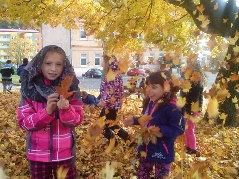 Podzimní vycházka