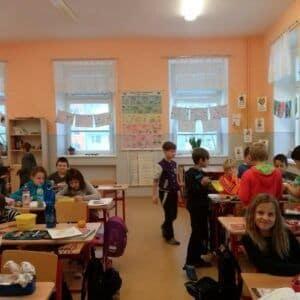 Galerie Naše třída