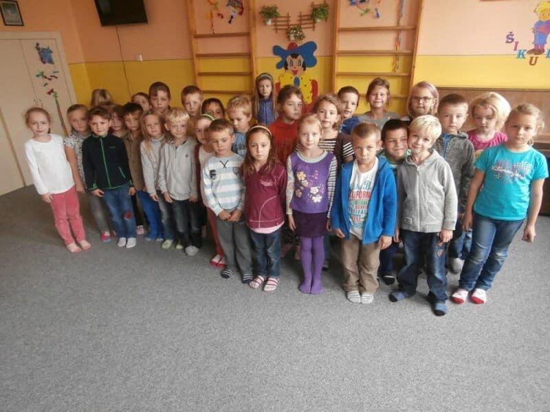 Návštěva dětí ze školní družiny ZŠ Dubí 2