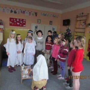 Galerie Vánoční besídka ve ŠD