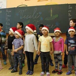 Galerie Vánoční besídka srodiči