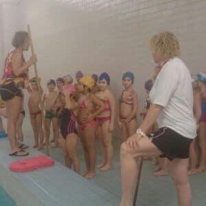 Galerie Plavání druháčků