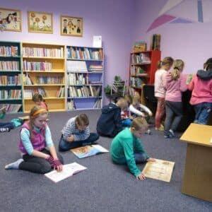 Galerie Návštěva vknihovně