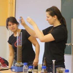 Galerie Hodina moderní chemie