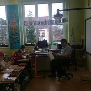 Galerie Týden čtení ve 2.třídách