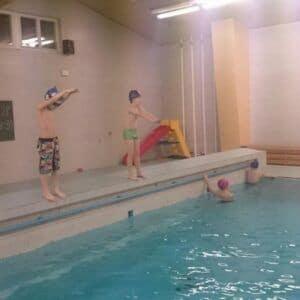 Galerie Závěrečné plavání