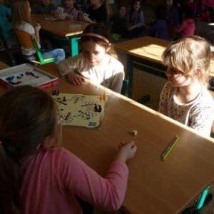 Galerie Turnaj ve stolních hrách mezi školními družinami