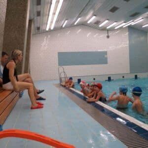 Galerie Plavání 2.B