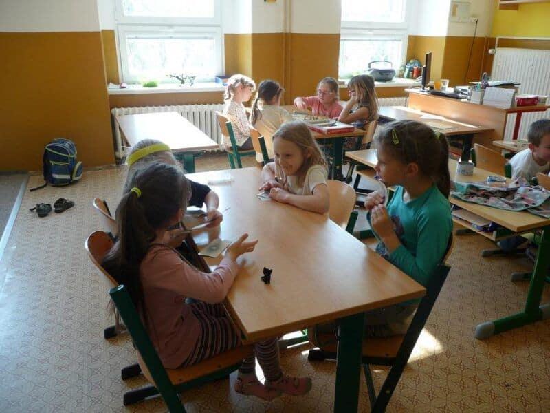 Turnaj ve stolních hrách mezi školními družinami