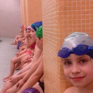 Galerie Zakončení plaveckého výcviku