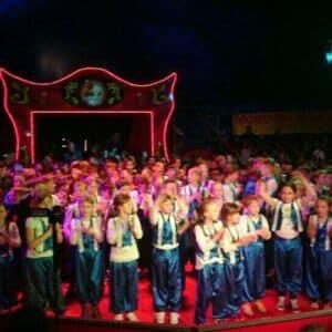 Galerie Projektový cirkus vBannewitz
