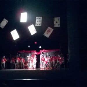 Galerie Taneční show