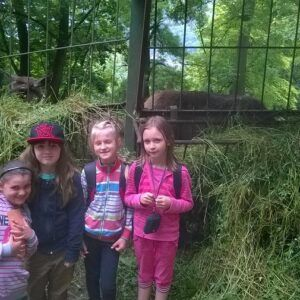 Galerie Výlet do zoo