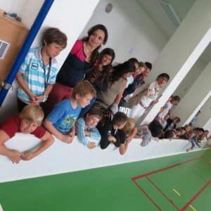 Galerie Florbalová bitva
