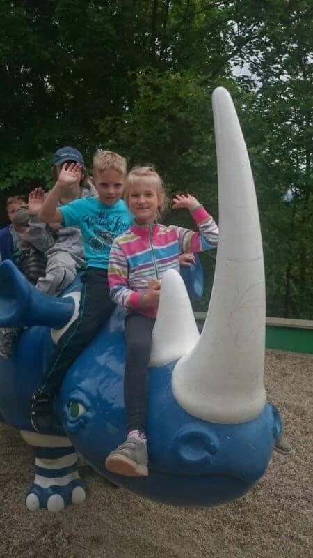 Výlet do zoo