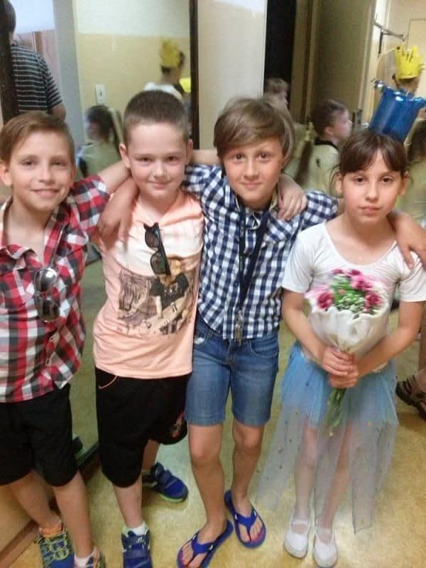 Návštěva Krušnohorského divadla