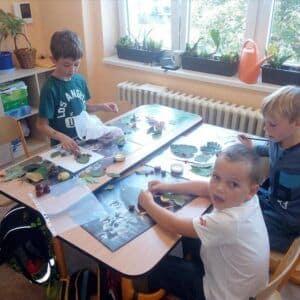Galerie Malí školáci si vedou skvěle