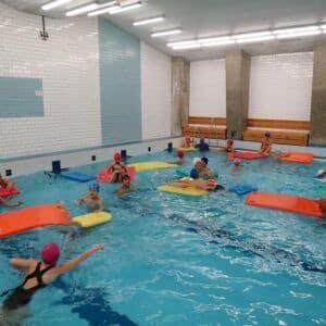 Galerie Plavání 2.tříd