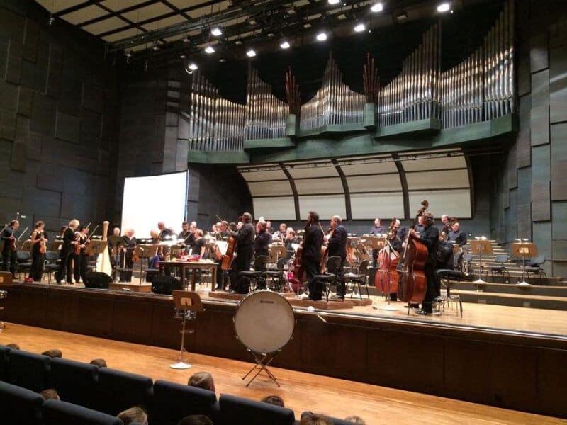 Koncert filharmonie pro děti