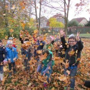Galerie Podzimní aktivity školní družiny