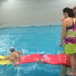Galerie Plavání 3.tříd