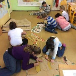 Galerie Nemoc a zdraví jako projektový den