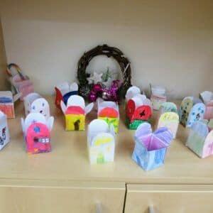 Galerie Žáci 2.Ase těší na Vánoce