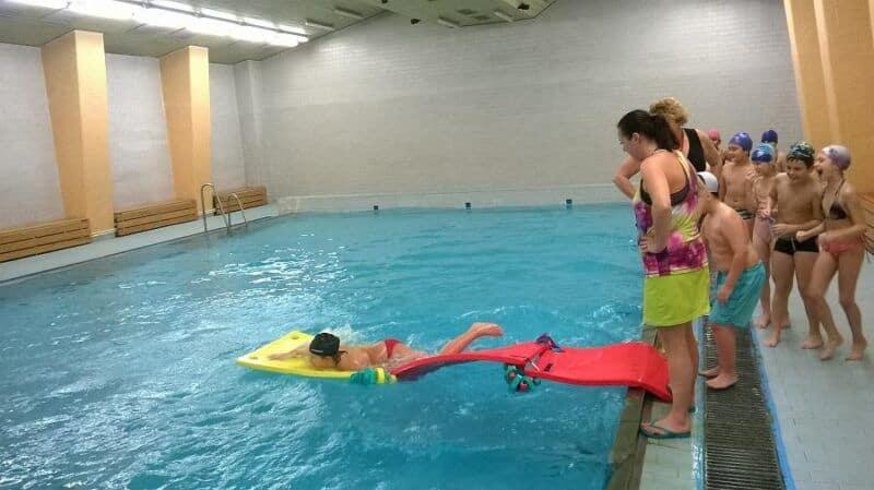 Plavání 3.tříd