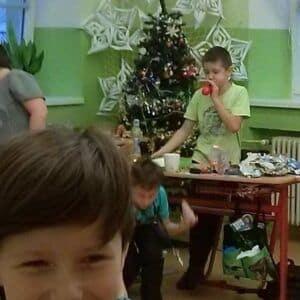 Galerie Vánoční besídka ve 4.C
