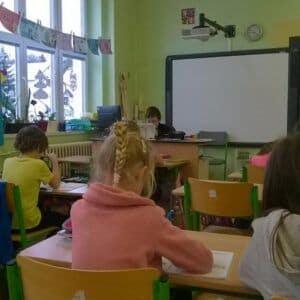 Galerie Když učí žáci