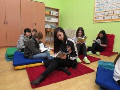 Schůzka čtenářského klubu