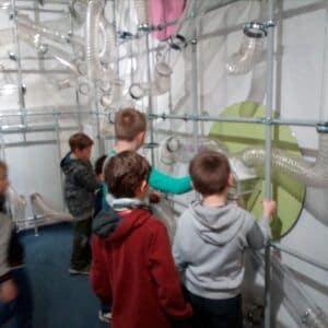 Galerie Návštěva IQ parku