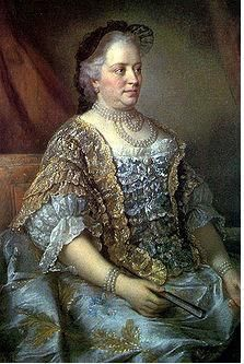 Výročí narození Marie Terezie