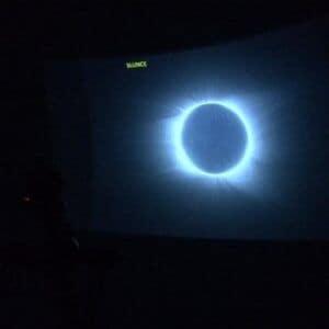 Galerie Návštěva planetária