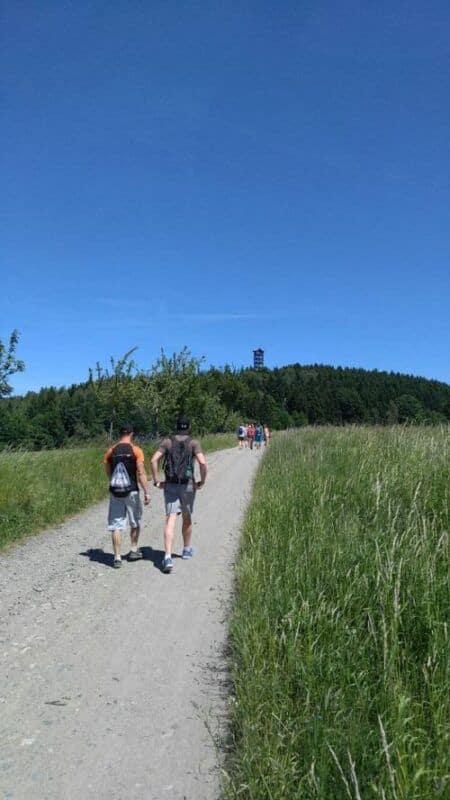 Německý pobyt vSebnitz– den čtvrtý