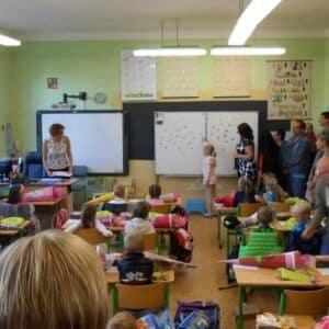 Galerie První školní den v1.A