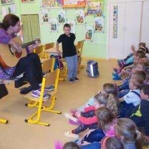 Galerie Zpíváme a tančíme ve škole