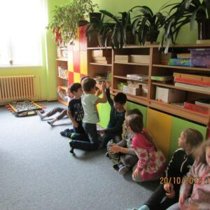 Galerie Podzimní činnosti a aktivity ve školní družině– odděleníVčelky