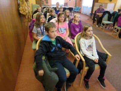 Žáci 3.Anavštívili Městský úřad vDubí