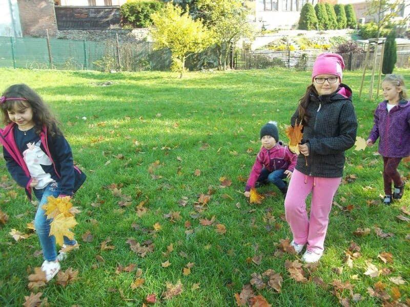 Užíváme si podzim