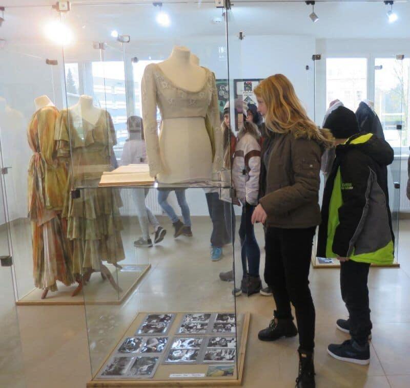 Výstava originálních kostýmů