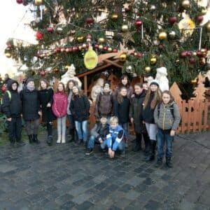 Galerie Vánoční trhy vPraze