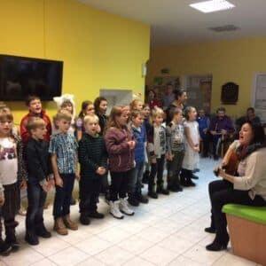 Galerie Vánoční představení vdomově pro seniory