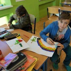 Galerie Výtvarná výchova ve fotograii