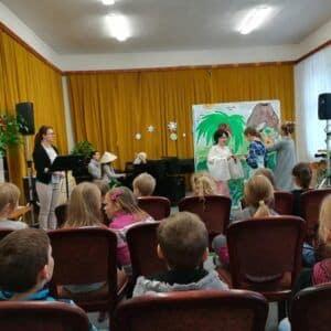 Galerie Návštěva dětí vZUŠ