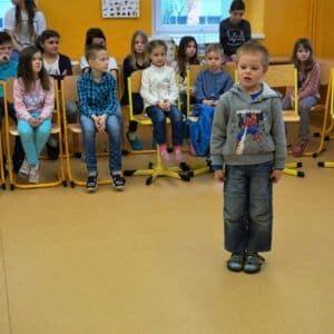 Galerie Školní kolo recitační soutěže