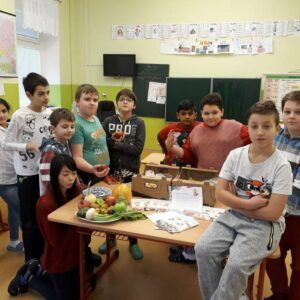 Galerie Ovoce do škol